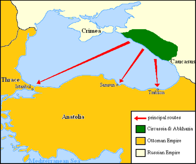 circassianexpulsion