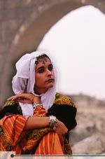 Traditional Jordanian dress. © Zohrab